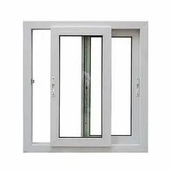 Kommerling UPVC Sliding Windows, for Home, Office etc, Glass Thickness: 8-20 Mm