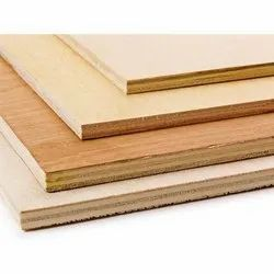 Gurjan Wood Greenply Plywood Board, 8' X 4', Matte