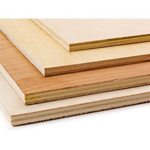 Gurjan Wood Greenply Plywood Board, 8'  X 4' , Matte