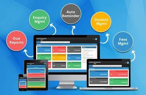 Institute Management Software, Software Development & It