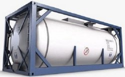 Stainless Steel ISO TANK CONTAINER, Capacity: 20-30 Ton