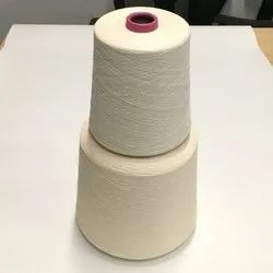 Ring Spun Cotton Combed Gassed Yarn, Packaging Type: Pp Bag, For Knitting