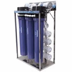 SS Frame and FRP 50 Lph RO System, Automatic Grade: Automatic, Automation Grade: Semi-Automatic