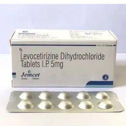 Levocetirizine Dihydrochloride Tablet IP