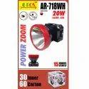 AR-718WH Power Zoom LED Light