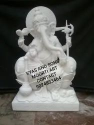 Beautiful Ganesh marble Statues