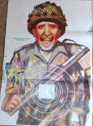 Shooting Target Papers