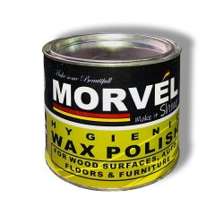 MORVEL wax polish