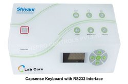 Capsense Keyboard