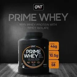Isolate Chocolate Prime Whey QNT, 46gm, Packaging Type: Plastic Container
