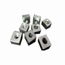 202 Stainless Steel Square Nut