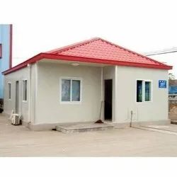 MS Prefab Fast Tack Guest House, Thickness: 6 To 25mm