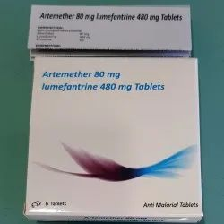 Artemether And Lumefantrine Tablets