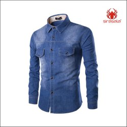 Stylish Denim Shirt