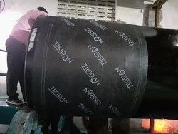 MS wrap coating pipes