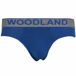Woodland IWBF 001 Men's Plain Cotton Brief