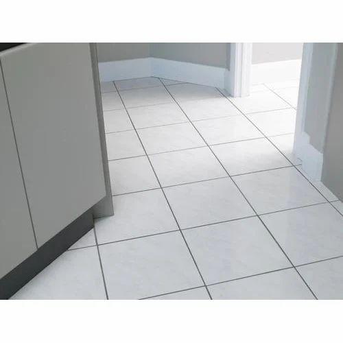 What Type Of Tile For Bathroom Floor: Matt Bathroom Floor Tiles 300x300 Mm, Packaging Type: Box