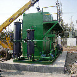 Automatic 0.25 KW Modular Sewage Treatment Plant, 0.5 KW