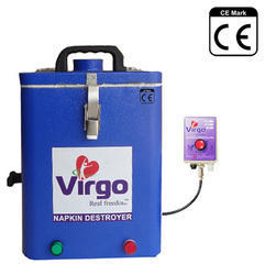Eco Friendly Sanitary Napkin Incinerator