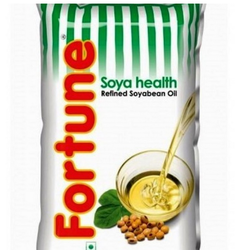 Fortune Soya Refined Oil (1L Pouch)