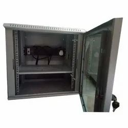 9U Double Section Rack