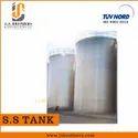 Rectangular tank