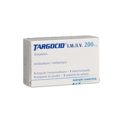 Targocid 200 Mg Injection