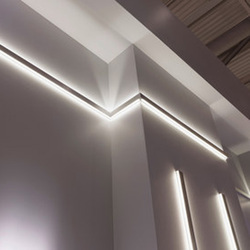 Wall mounted led lights in ahmedabad gujarat manufacturers linear wall light aloadofball Choice Image