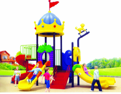 TP Castle Play Yard (MPS 423)