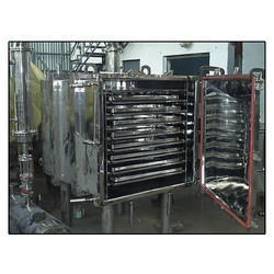 15kW Electric Tray Dryer