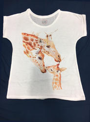 Ladies Animal Print Top