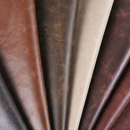 Semi PU Leather For Upholstery