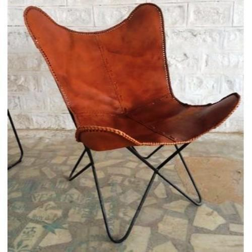f7230801ae63 Butterfly Leather Chair