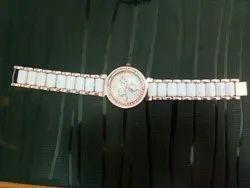 Women Party Wear Analog Bracelet Watch