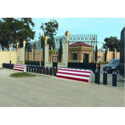 Vehicle Barriers Perimeter Control Systems
