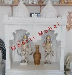 Makrana Marble Temple for Home