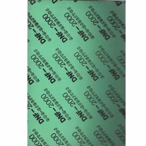 Non Asbestos Gasket Sheet DNF 2000