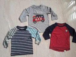 Boys Girls Full sleeve T shirt