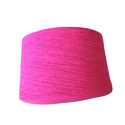 Pink Polyester Wool Yarn
