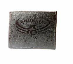 Male Foam Leather Phoenix Men Wallet - US1