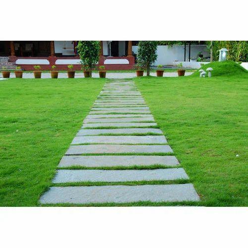 Garden Floor Tile, 15 20 Mm