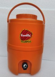 Orange Water Cooler Jug
