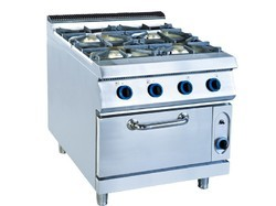4 Burner Gas Range