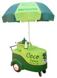 Chilled Coconut Water Cart