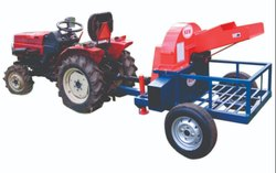 Mini Tractor PTO Operated Shredder