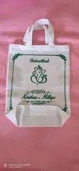 Cotton Handled Wedding Thamboolam Bag