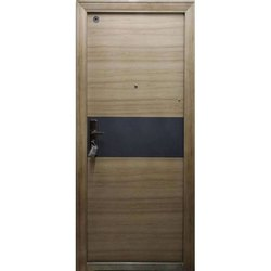 SD9001 Mild Steel Security Door