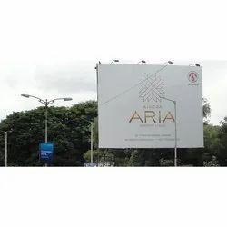 4 To 15 Days Vinyl Outdoor Hoarding Advertisement Service in Pan India