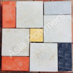 Square Design PVC Mould