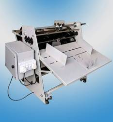Label Half Cutting Machine